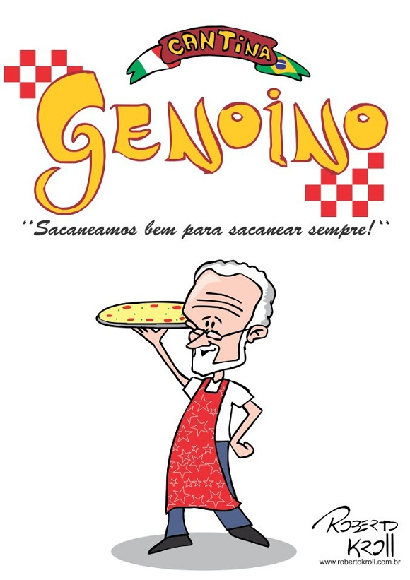 Pizzaria do José Genoino