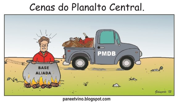 Cenas do Planalto Central