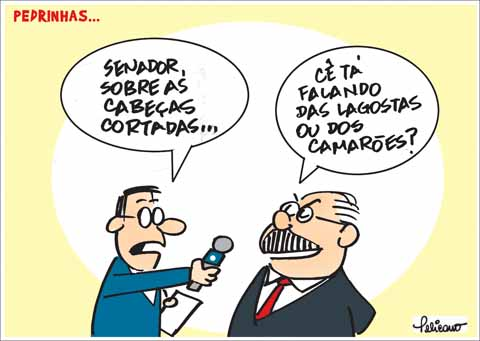 Pedrinhas do Sarney
