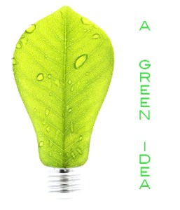 A GREEN IDEA