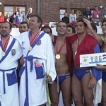 Water Polo championship in Budapest