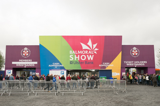 Balmoral Show 2014 – Our Food So Good