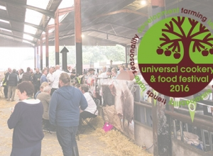Universal Cookery & Food Festival – Laverstoke Park Farm