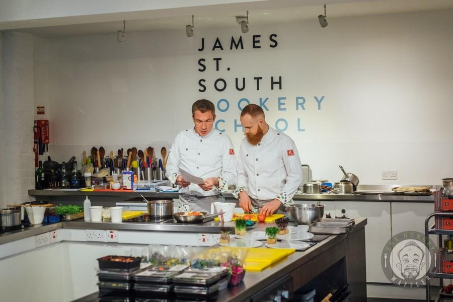 Hungry Waffler - Koppert Cress - James St South