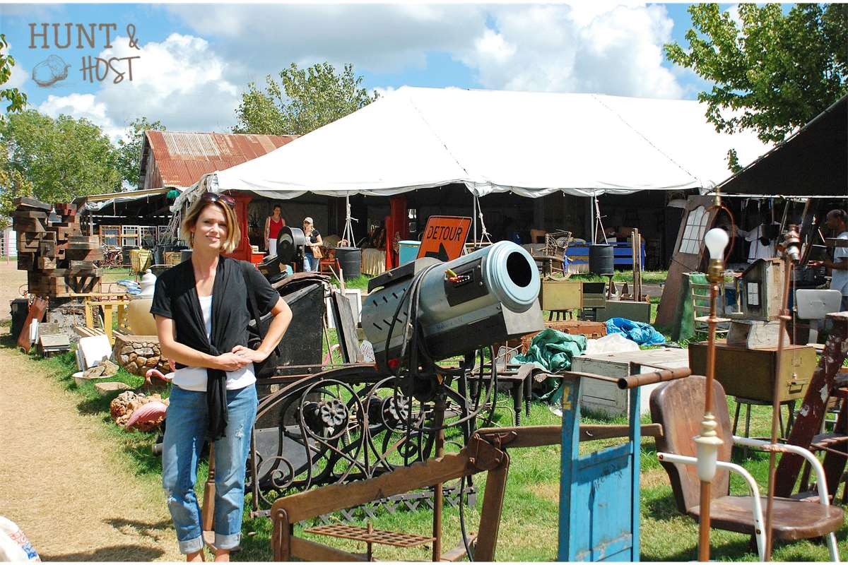 Where We Hunt: Antiques Week - Round Top/Warrenton