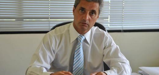 Juan Carlos Mairano, Secretario de Hacienda