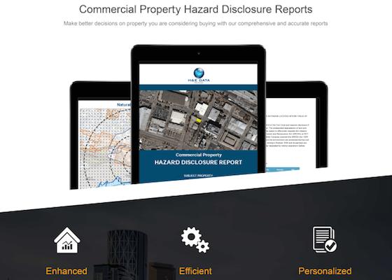 H&E Data Provider Website