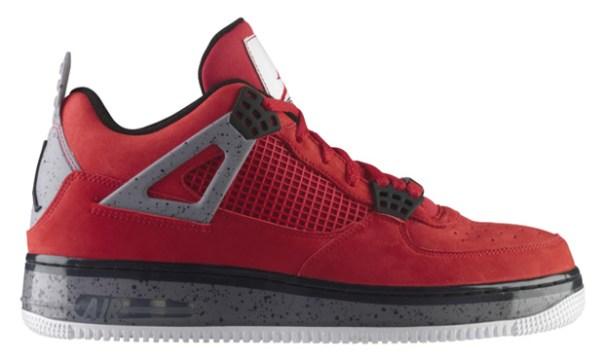 nike jordan afj 4 premier 1 Nike Jordan AFJ 4 Premier