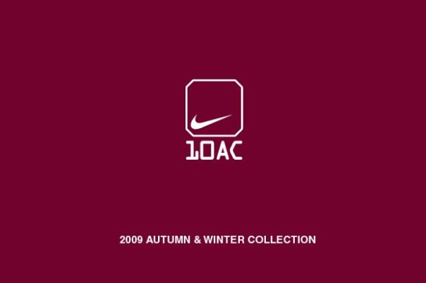 nike sportswear 10ac 2009 fall winter 1 Nike Sportswear 10AC 2009 Fall/Winter Collection