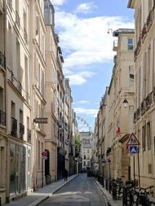 Cabinet Hypnose Paris 1er - Rue