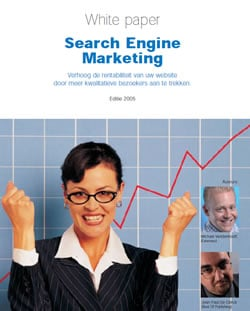 The edition 2005 of our Search Engine Marketing white paper