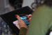 Mobile at the Brian Solis social business sessions by i-SCOOP – picture Nancy Verbrugghe