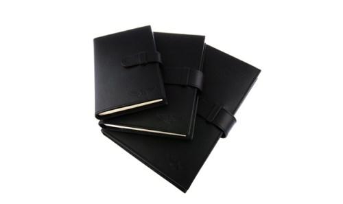 Стильные блокноты Ettinger Leather для автомарки Bentley.