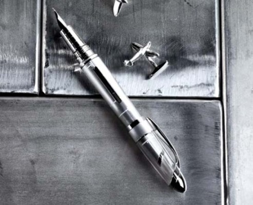 Dunhill Fighter Provenance Fountain Pen