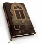 Сказочные блокноты-handmade из кожи