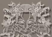Галлерея шедевров вырезания из бумаги от Bovey Lee