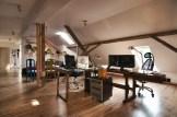 X3 Offices – креативный офисный интерьер от румынских дизайнеров (6)