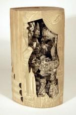 Галерея работ по вырезанию из книг Брайана Диттмера (2)