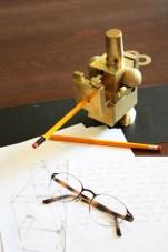 Игрушки-гаджеты Kinetic Robot для офисного стола (1)