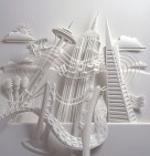 Поделки своими руками из бумаги: скульптуры Джефа Нишинаки (7)