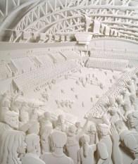 Поделки своими руками из бумаги: скульптуры Джефа Нишинаки (23)