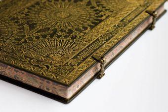 Мысли девушки, которая любит блокноты: коллекция блокнотов Барокко Вентальо Маронне