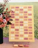 Рассадочные карточки: как красиво рассадить гостей на торжестве (42)