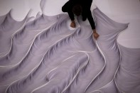 Cartoframma – удивительная бумажная инсталляция от Daniele Papuli (6)
