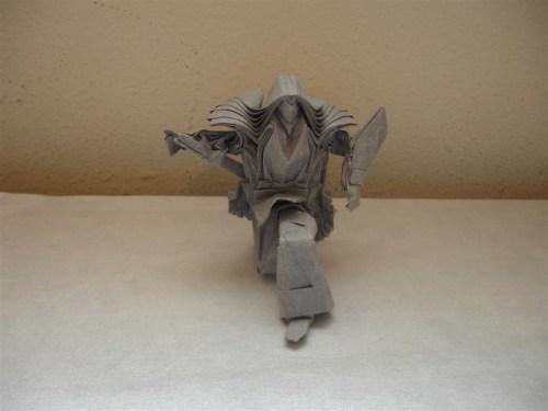 Современное искусство: оригами удивительной красоты от Шуки Като (5)