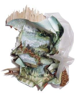 Современное искусство: объемные картины от Грегори Эвклида (7)