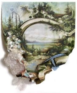 Современное искусство: объемные картины от Грегори Эвклида (5)