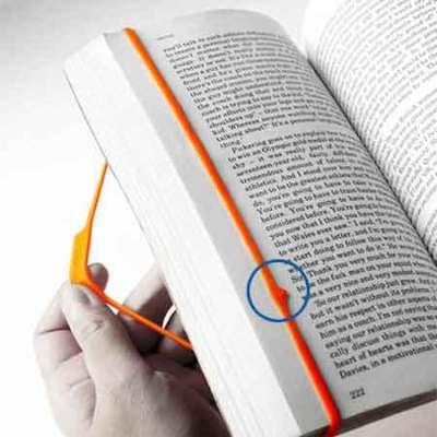 Рейтинг самых необычных книжных закладок (3)