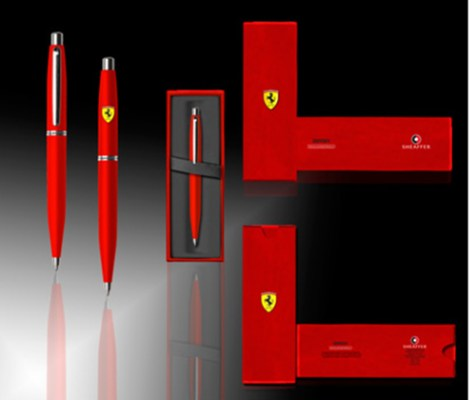Ручки Sheaffer Ferrari для фанатов спорткаров