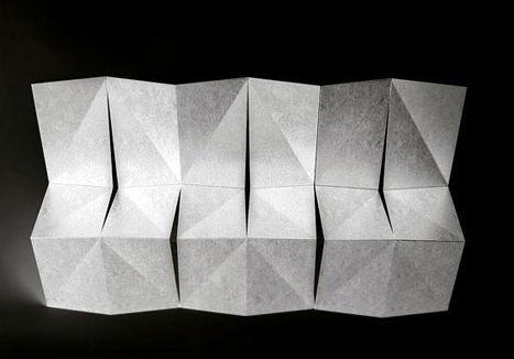 Стулья-оригами