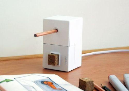 reuse01 Карандаш, превращающийся в ластик