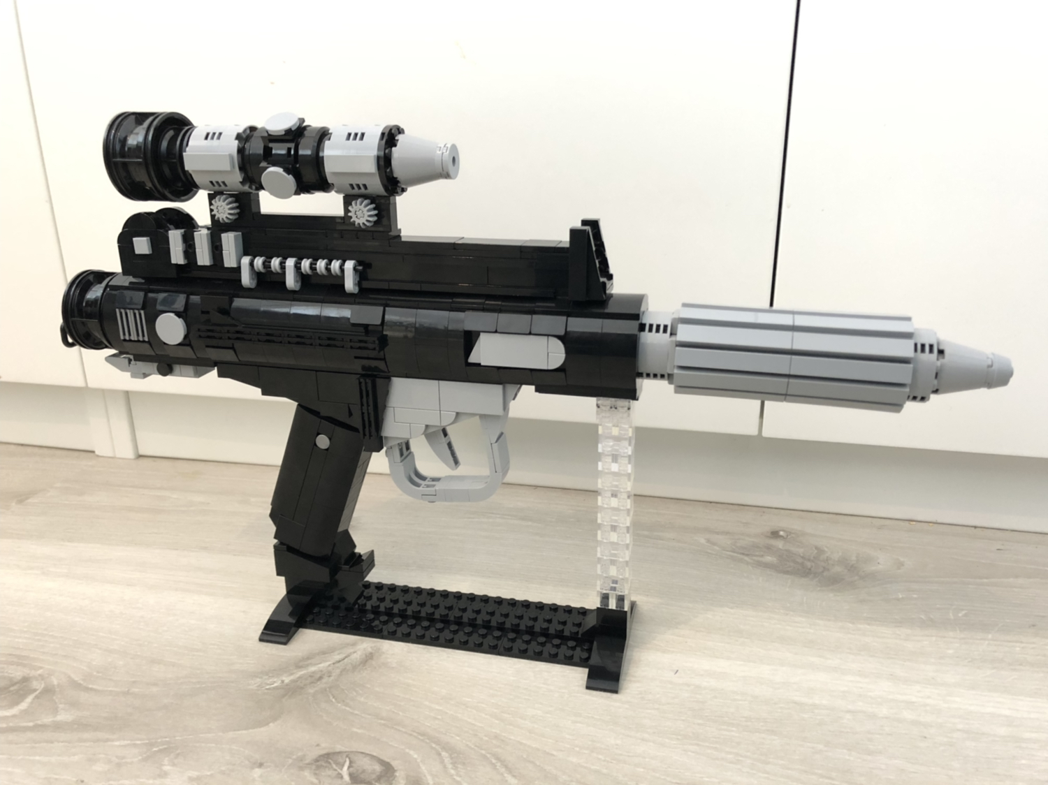 Made a DH-17 out of Lego