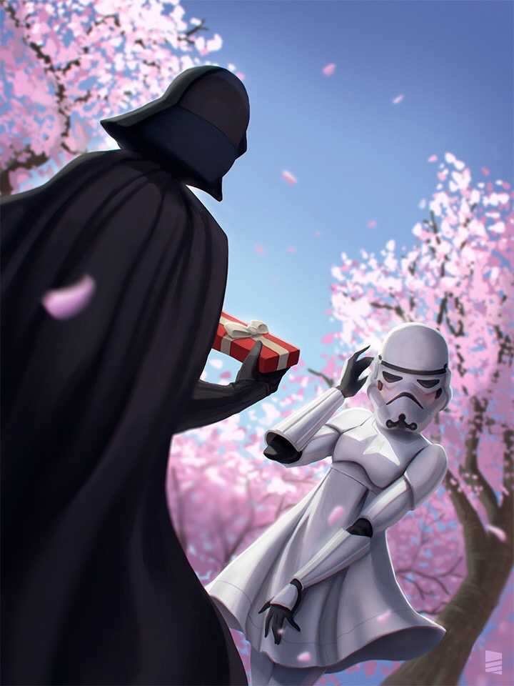 White Day by Andrew Wong