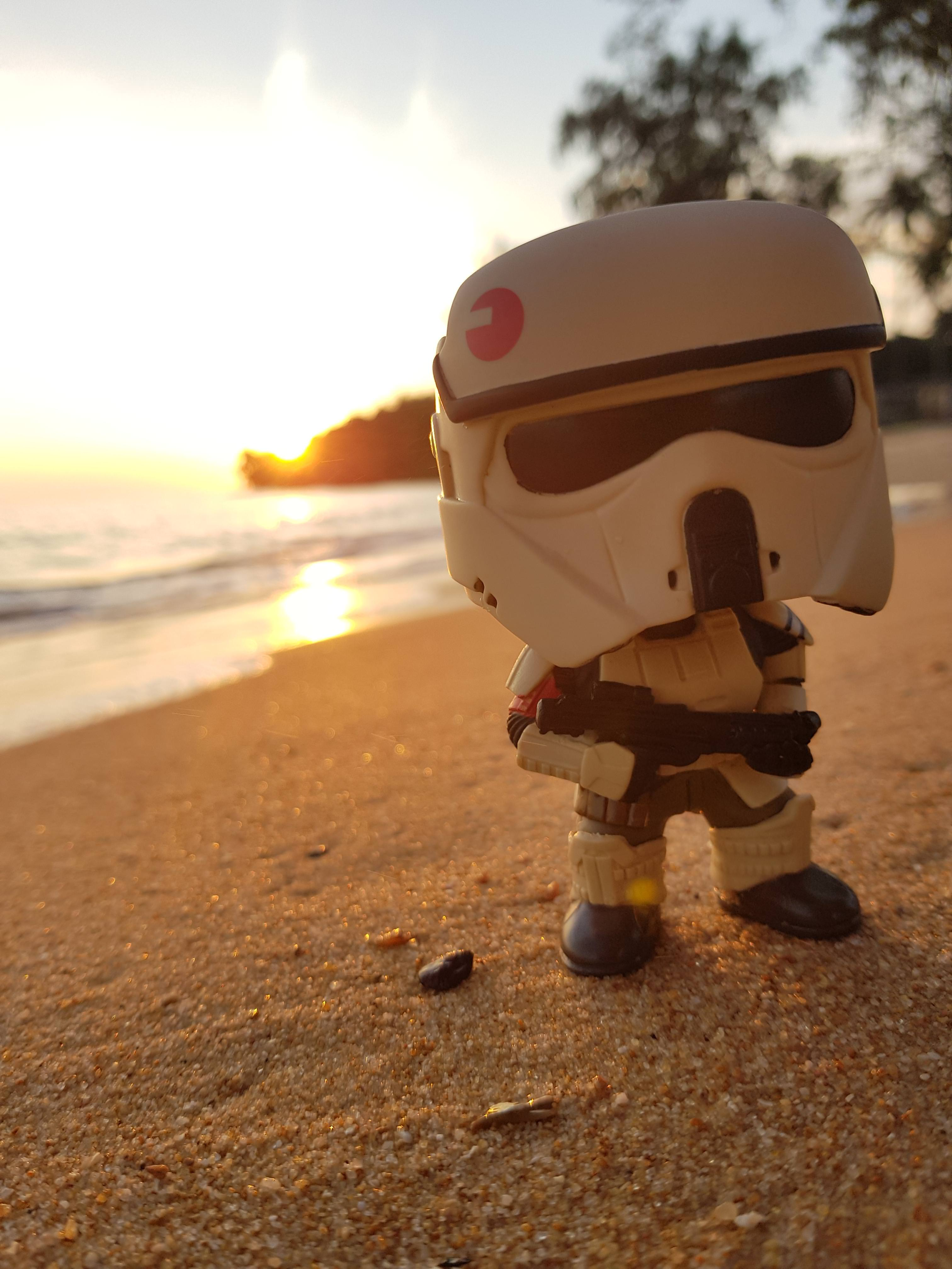 Shoretrooper on patrol