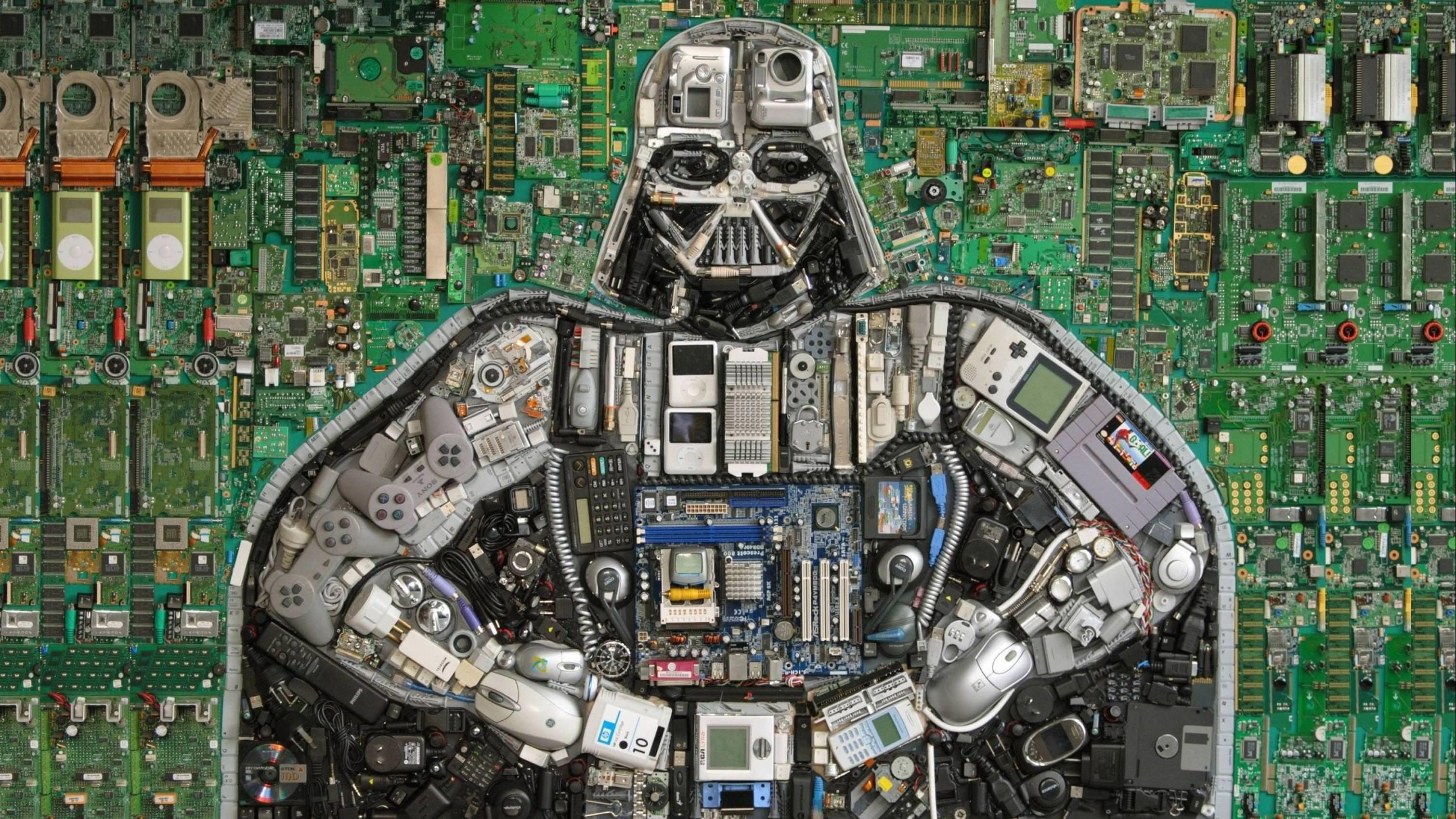 Electronics Vader