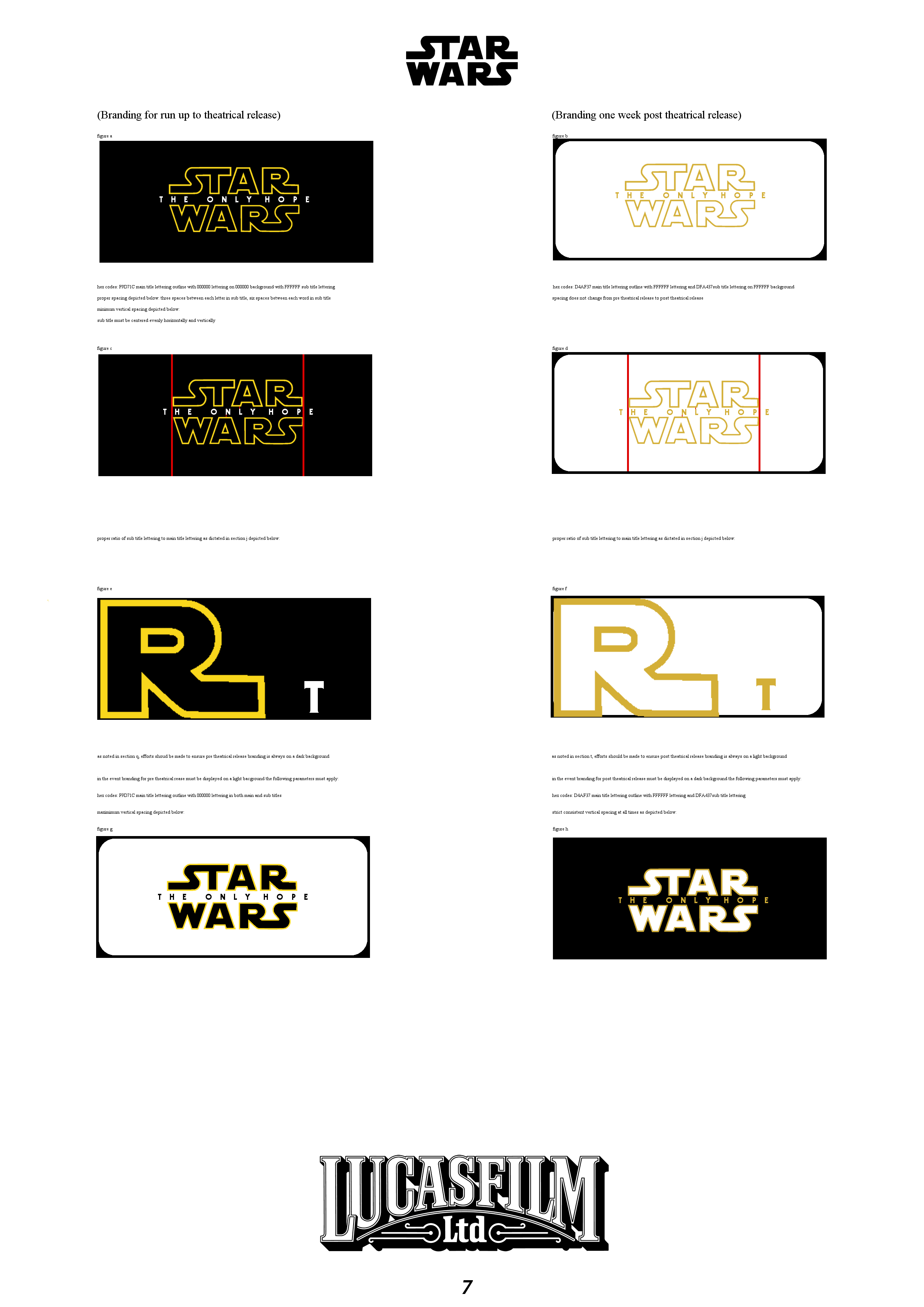 Star Wars Episode IX Title - Alleged Marketing Leak