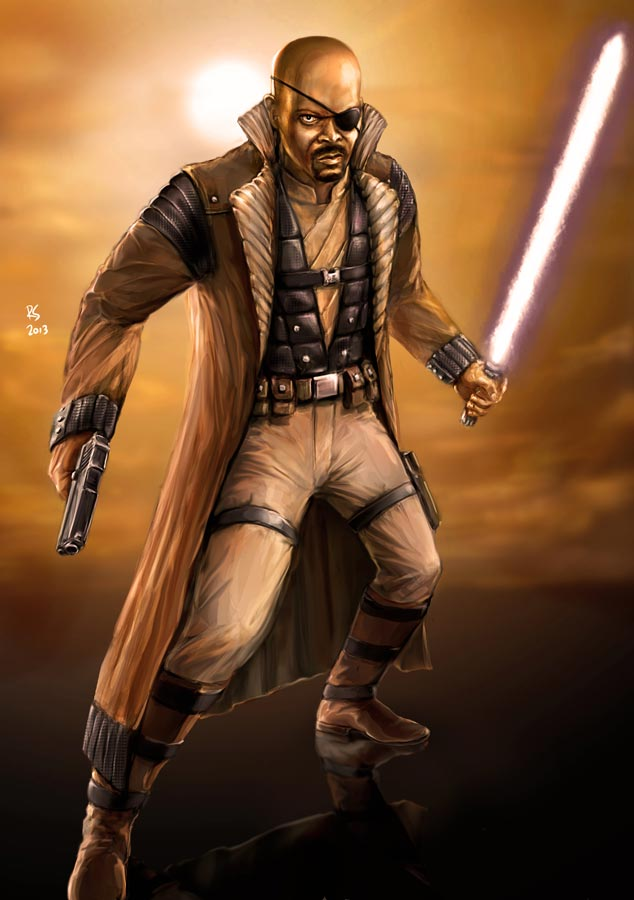 Mace Fury by robert-shane on DeviantArt