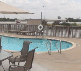 I-35 RV Park Pool Area