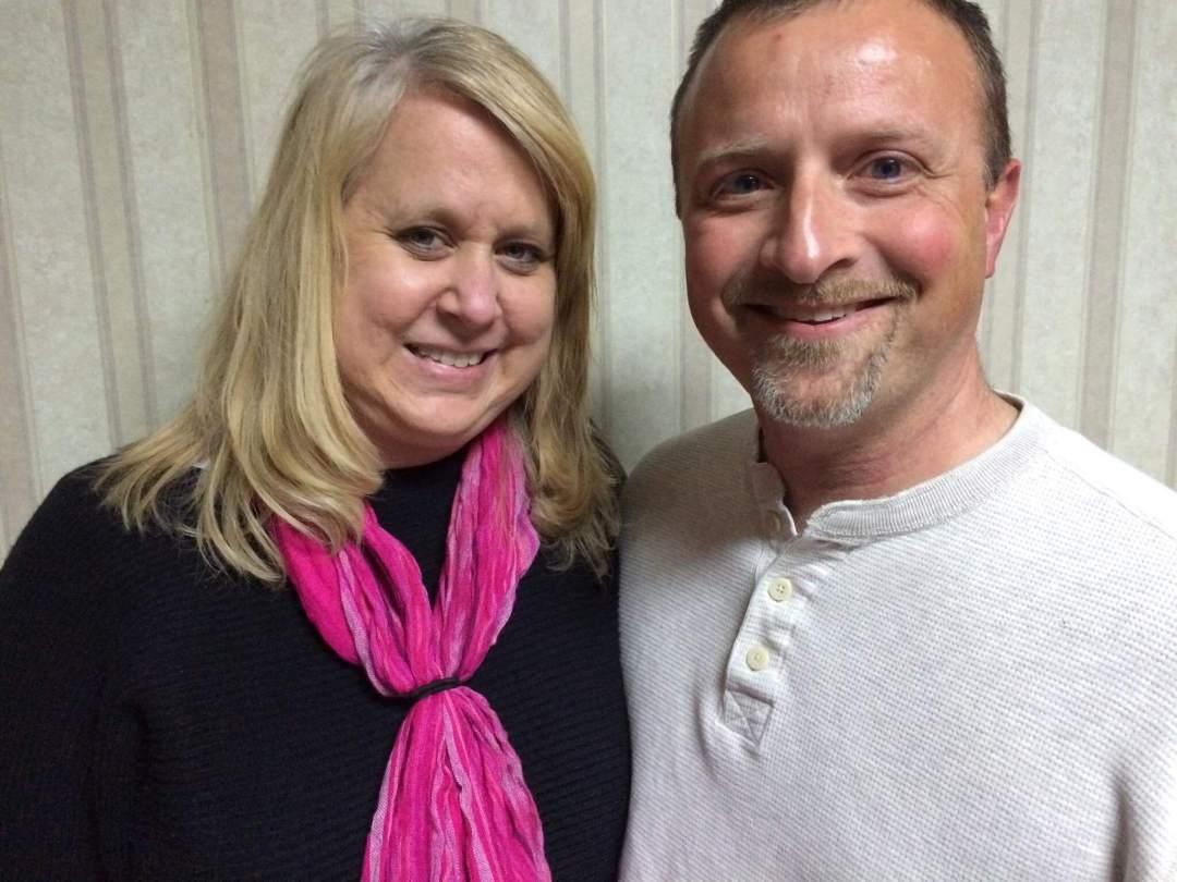 Tim & Becky Zook