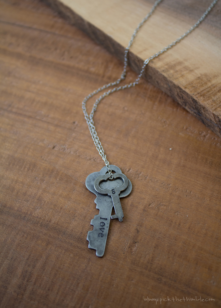 stamped-vintage-key-love