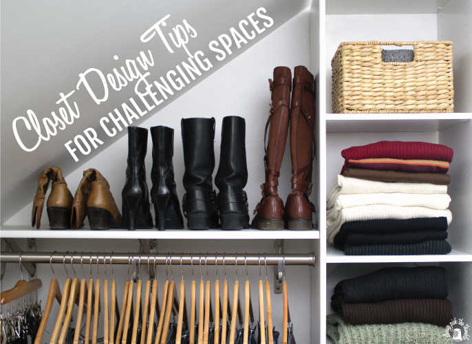 Etonnant Closet Design Tips For Attic Spaces