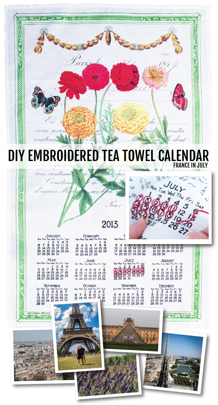 July-in-France-DIY-Embroidered-Tea-Towel-Calendar