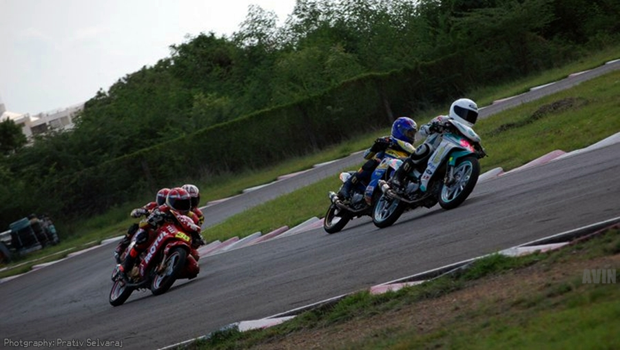 Asia Road racing championship 2011 01