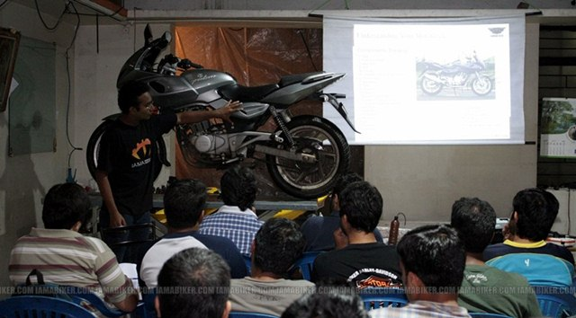 Motorcycle Tech talk