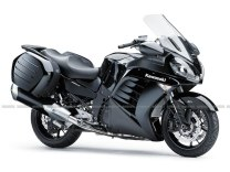 Kawasaki GTR 1400 2012 gets new colours