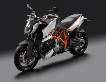 KTM 990 Super Duke R for 2012 IAMABIKER